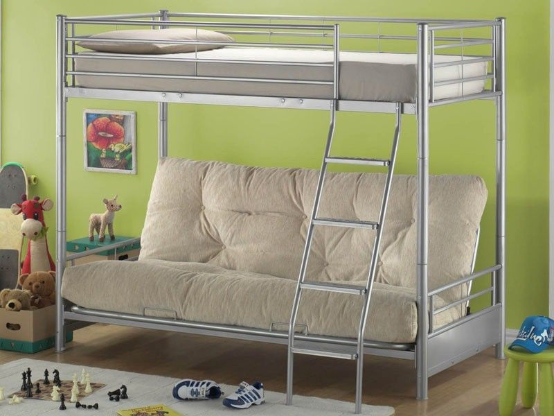 Image Of Futon Bunk Bed Furniture Bedroom Essentials