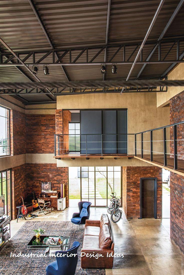 Join The Industrial Loft Revolution House Design Loft Design
