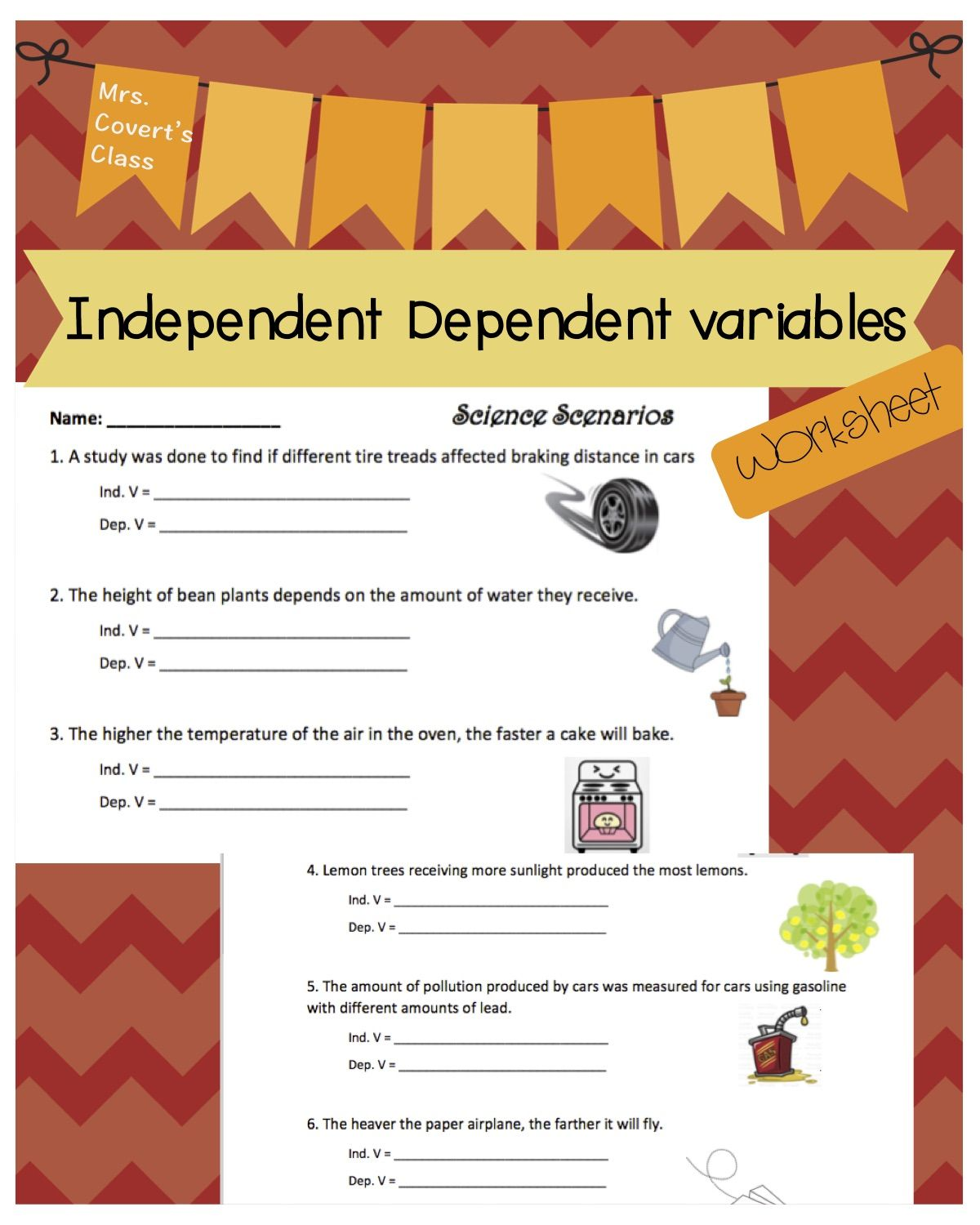 Independent Dependent Variables Science Experiments Science Science Teacher Humor