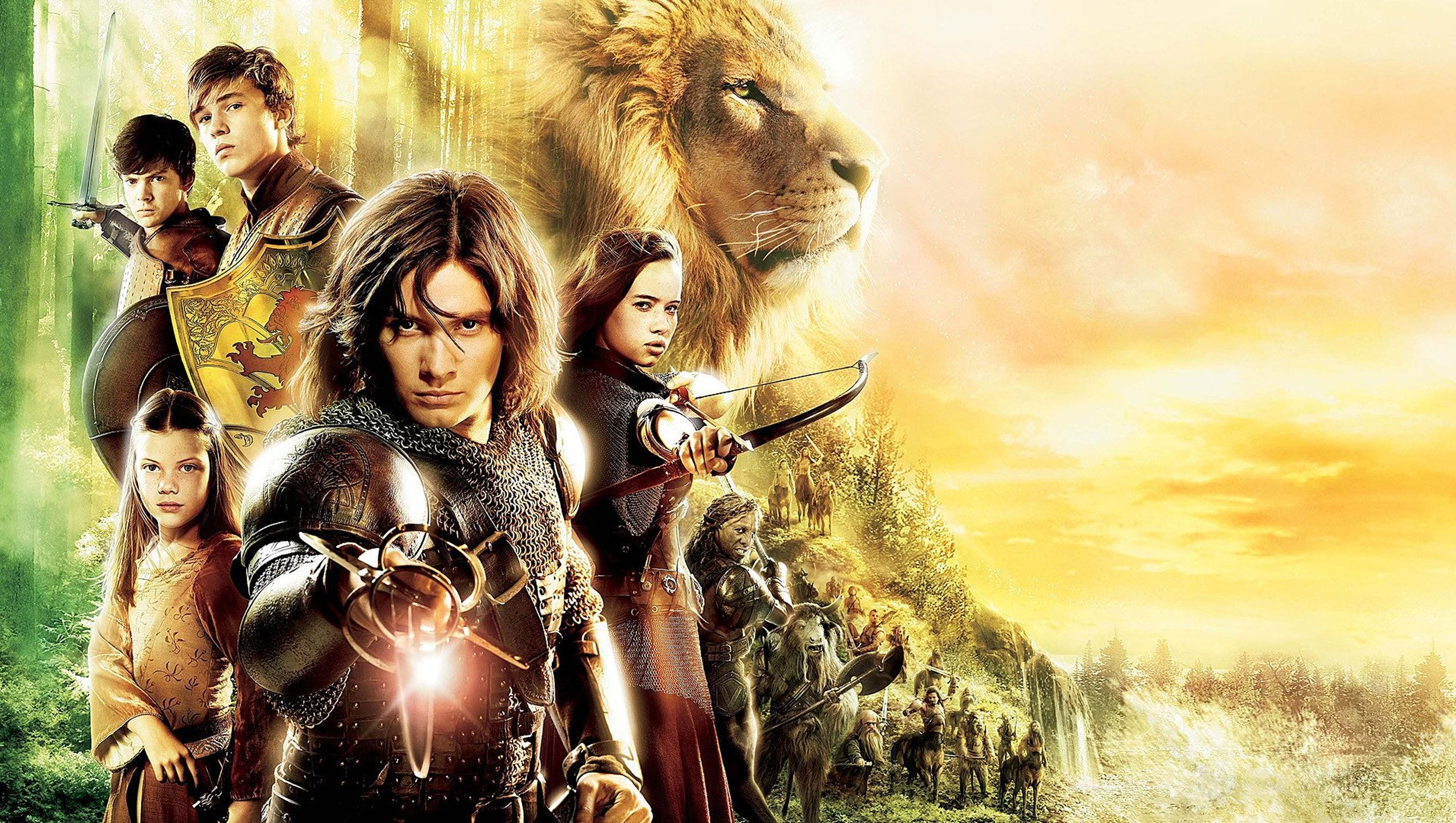 The Chronicles Of Narnia Prince Caspian 2008 Desktop Wallpaper Moviemania Narnia Prince Caspian Chronicles Of Narnia Prince Caspian