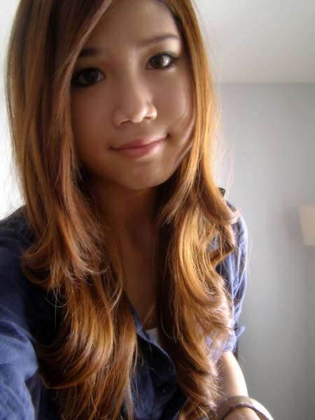 Light Brown Hair Color Asian Women Andapo Pinterest Hair Color Asian Light Brown Hair
