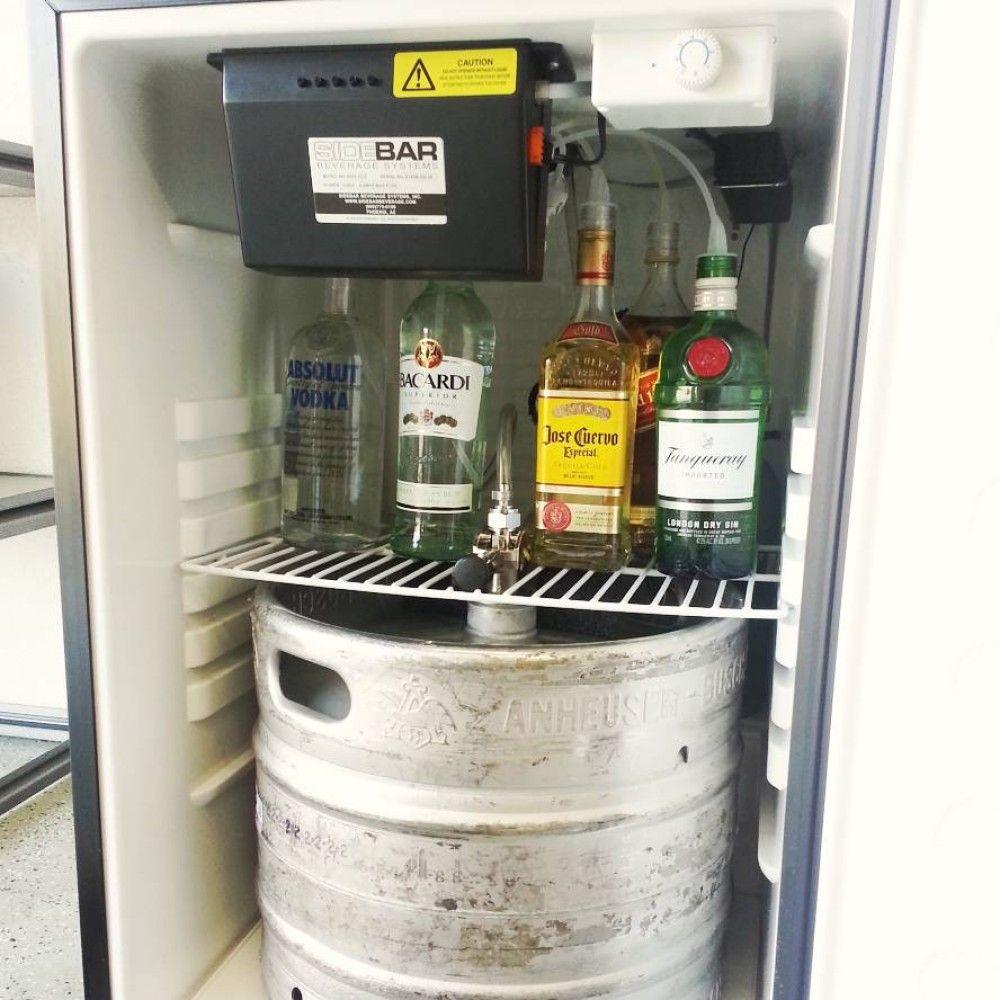 SIDEBAR TRIO Beverage / Beer Tower in 2020 Liquor