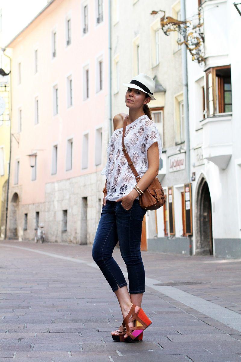 #fashion #fashionista @Irene Colzi Innsbruck: un giorno tra le case dai mille colori