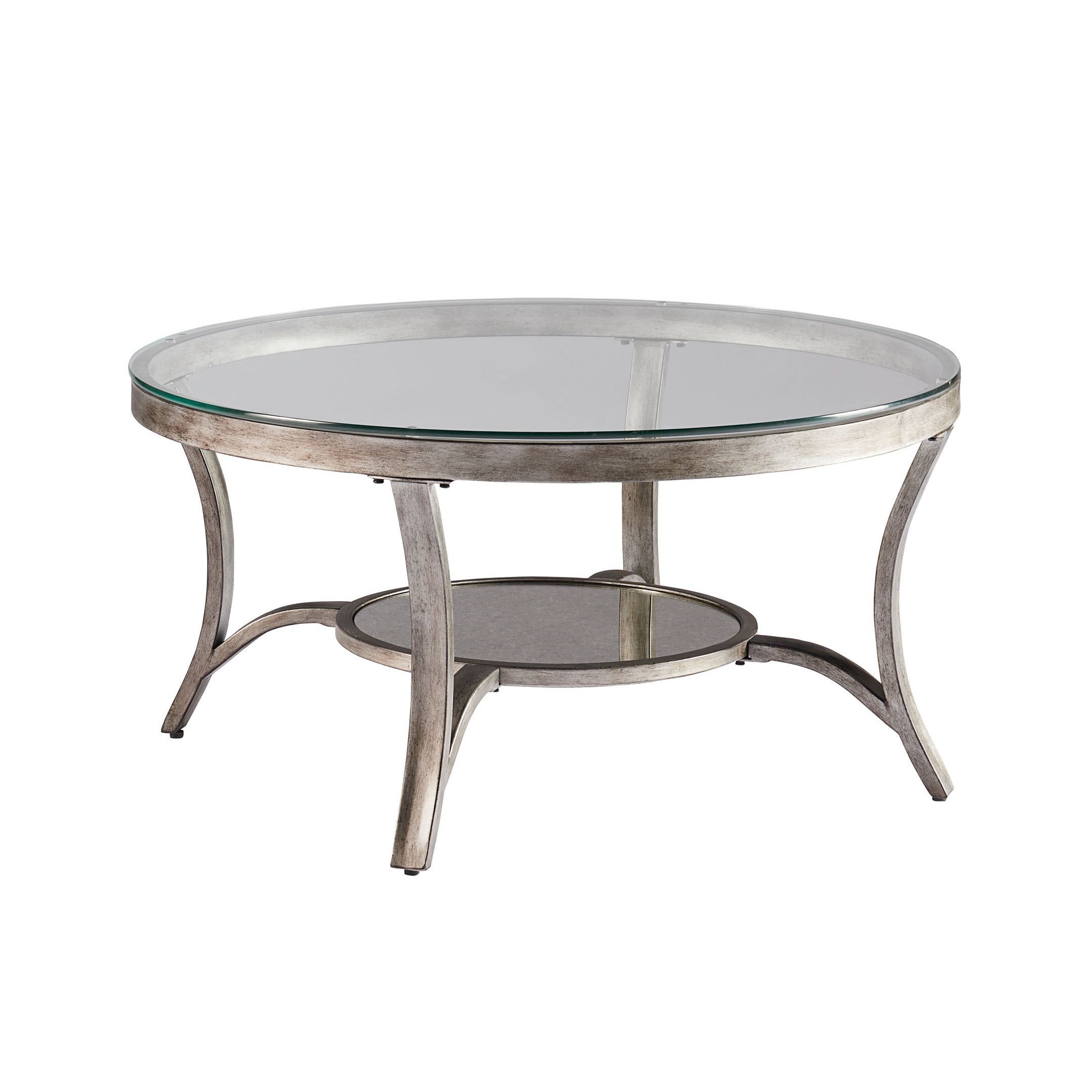 36 Round Gl Top Coffee Table Design Ideas
