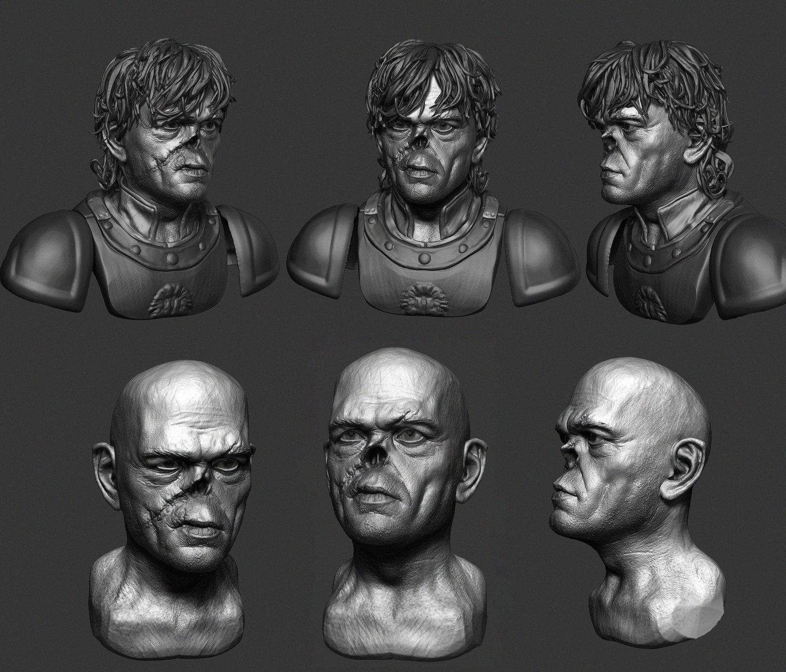 Tyrion Sketch, Arminas Didziokas on ArtStation at http://www.artstation.com/artwork/tyrion-sketch