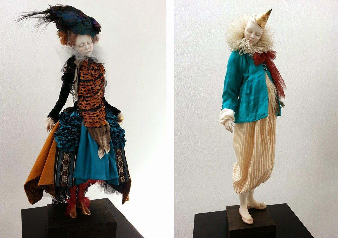 """olin sakvoyage: Выставка кукол """"Мой Шекспир"""""""