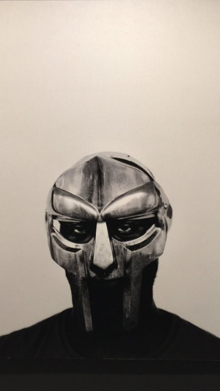 Pin By Semir George On Music Hip Hop Mf Doom Ghostface Poster