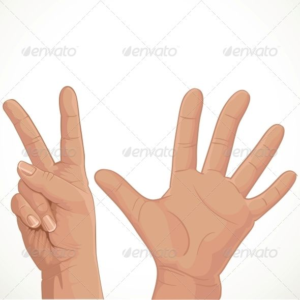 Seven from Fingers | Finger, Font logo and Fonts