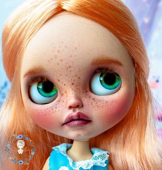 Blythe Custom Ashley. OOAK Blythe doll by NexbetDolls. TBL