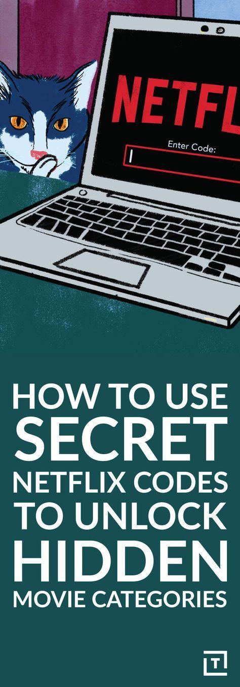 These Secret Netflix Codes Can Unlock Thousands of Hidden
