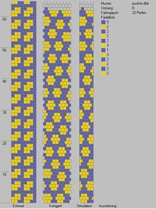 Schlauchketten Hakeln Musterbibliothek Punkte Hakeln Seil Perlenketten Hakeln Hakeln Perlen Armbander