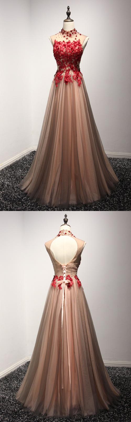 Red prom dressesprom dressesprom dressprom gownsmodest prom