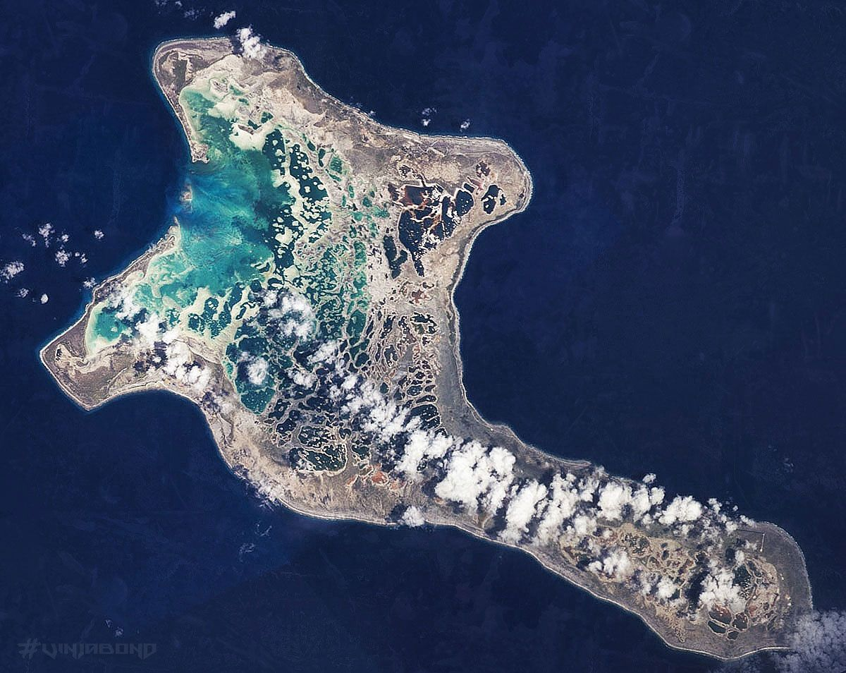 Kiritimati Island /// This is where time LITERALLY begins...