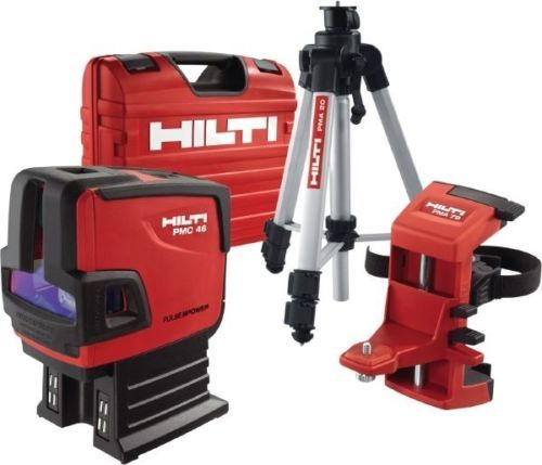 Hilti Laser Level Pmc 46 Full Solution Brand New 2 Year Hilti Warranty Laser Levels Future Technology Gadgets Hilti Power Tools