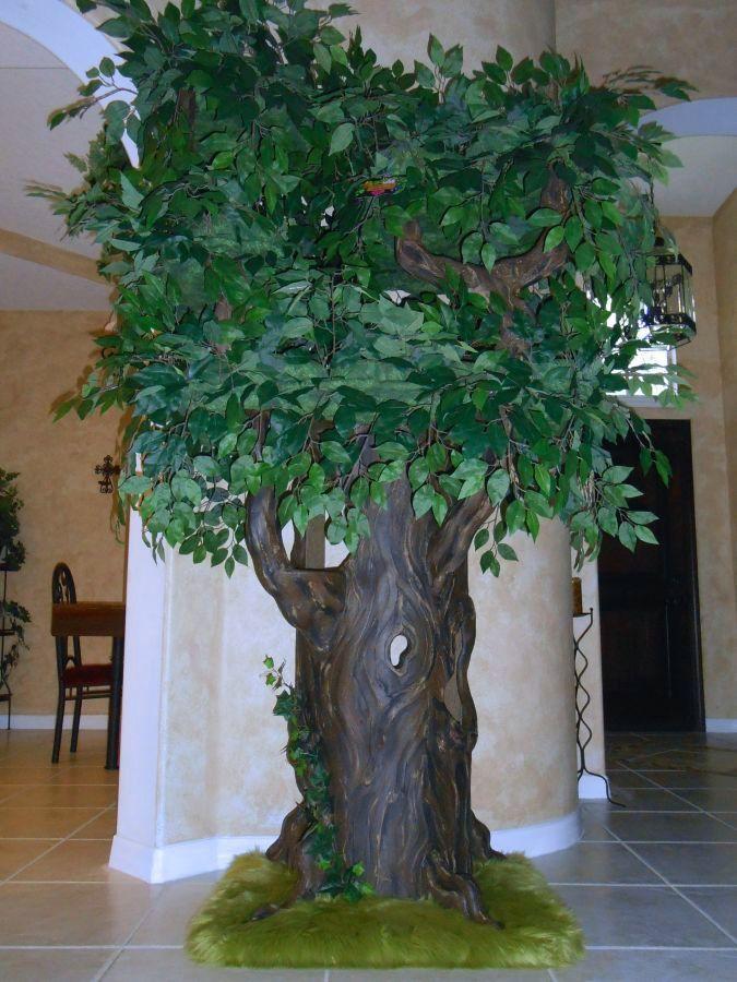 Pin On The Best Cat Tree Ever Www Ahiddenhollow Com
