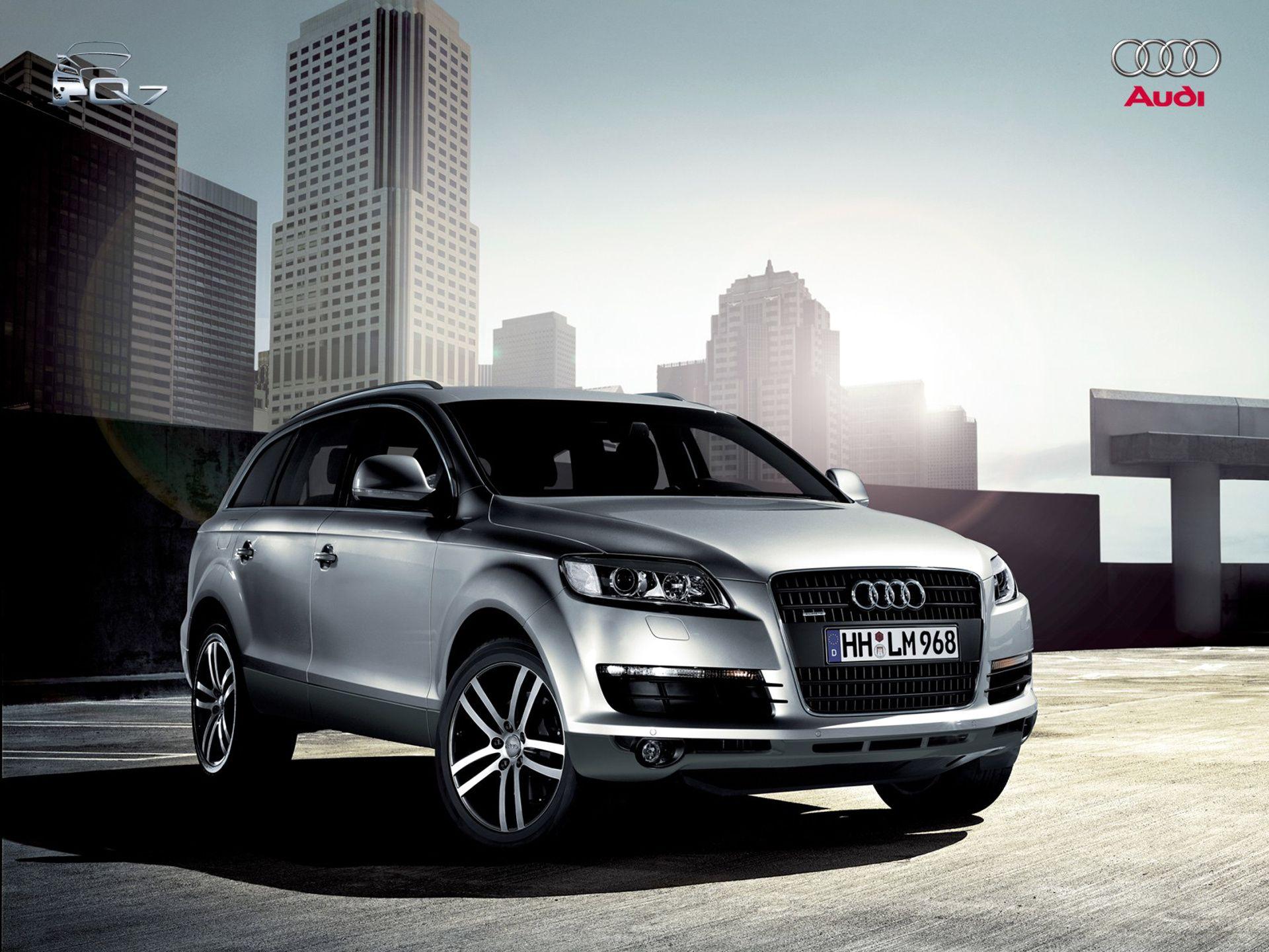 Audi Q7 Fantastic Car Hd Wallpapers Wallpaper Backgrounds Www