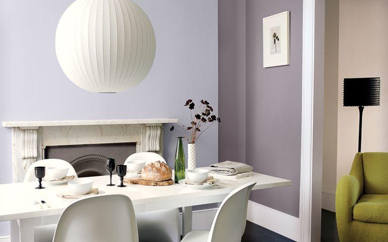 peinture violet psychologie de la couleur sico. Black Bedroom Furniture Sets. Home Design Ideas
