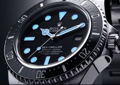 Rolex has just unveiled the Sea-Dweller 4000