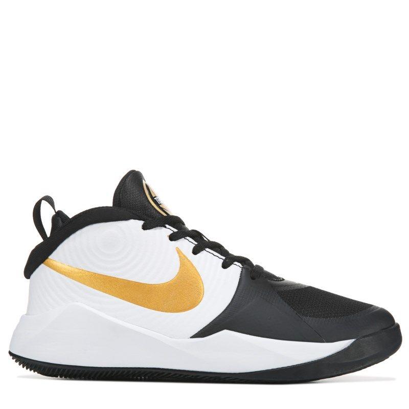 Shop Nike Kids Air Max Infuriate Basketball Big Kid Cool