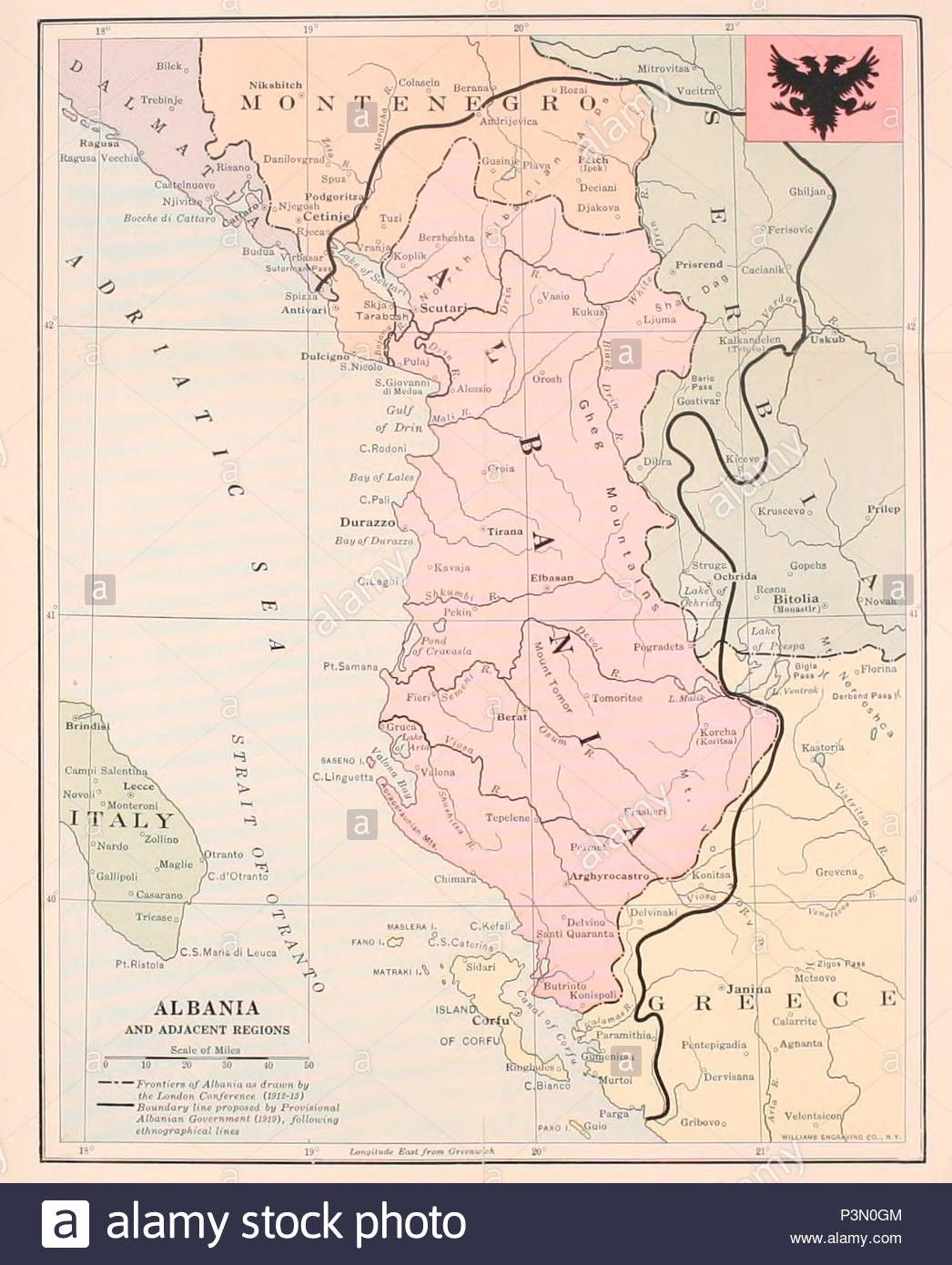 Karte Albanien.Pin Von Arti Pamor Auf Albania Kartographie Und Karten