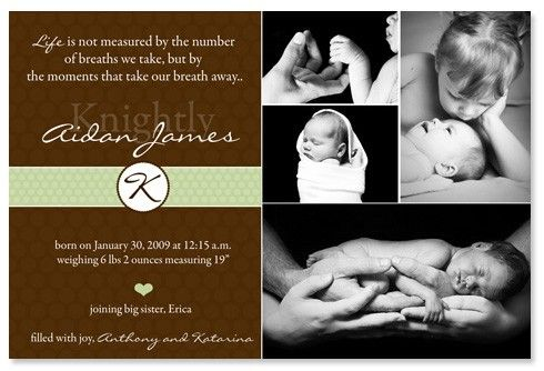 10 images about Birth Announcement – Big Sister Birth Announcement