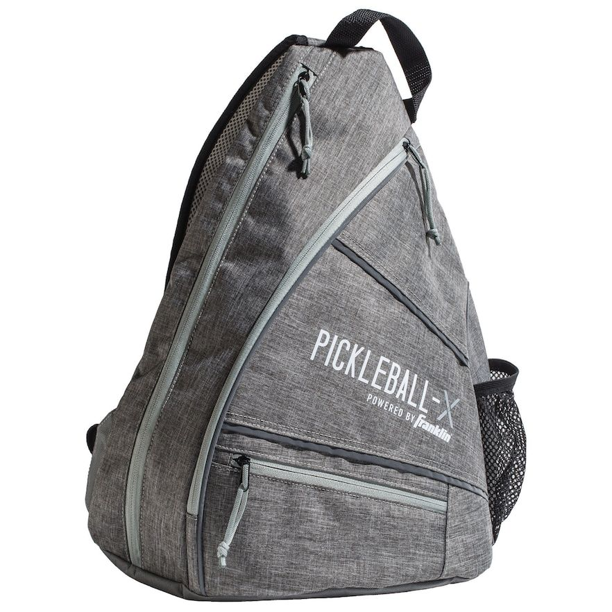 0e8c3441703257 Franklin Sports Pickleball-X Elite Performance Sling Bag, Multicolor ...
