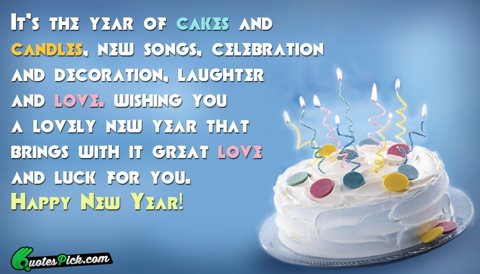 it s the year of cakes and candles new songs celebration and