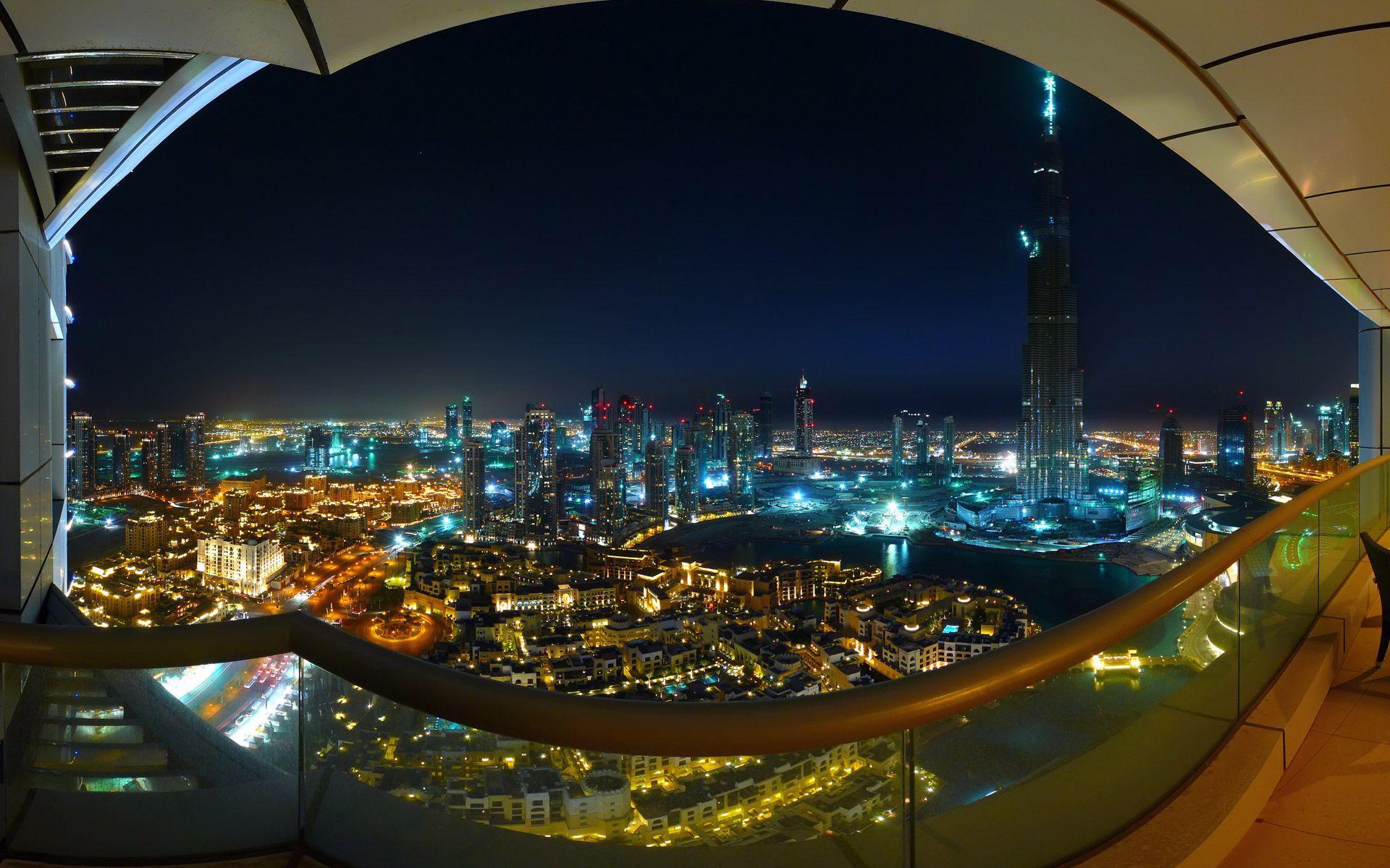 b>spectacular</b> dubai city view wallpapers | hd wallpapers