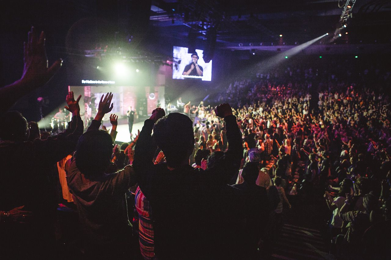 Hillsong Church — We're streaming our service now! Join us