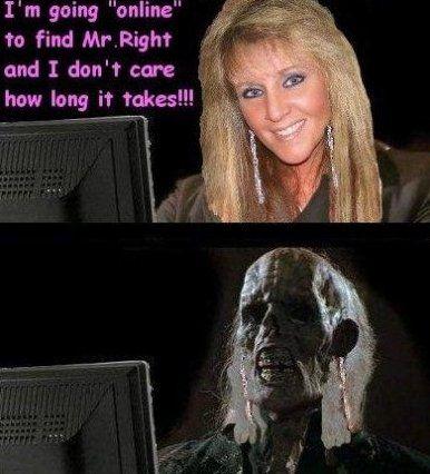 Online dating funny blog