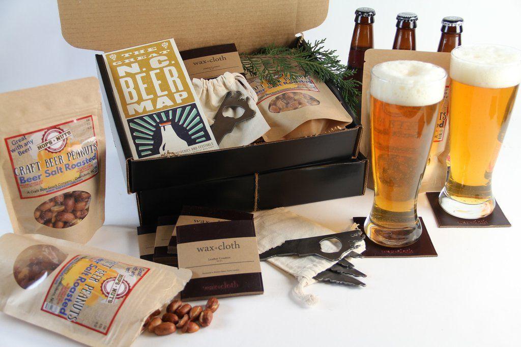 Nc brew box north carolina gifts north carolina gift
