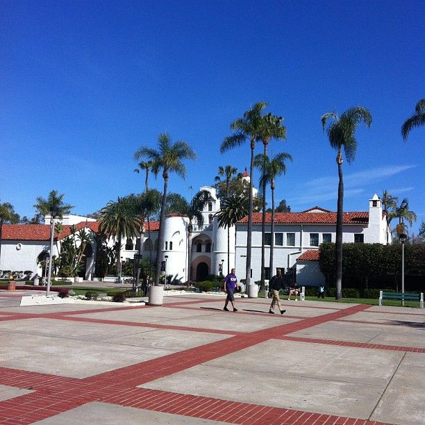"""My school is gorgeous #sdsu #nofilter"" ~ @NiCOLEYOUNGG"