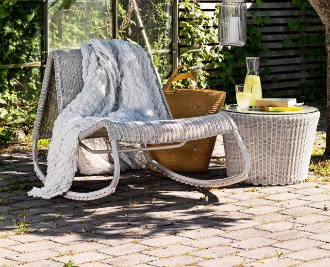 Hustawka Fotel Bujany Corbas Outdoor Chairs Outdoor Furniture Outdoor Decor