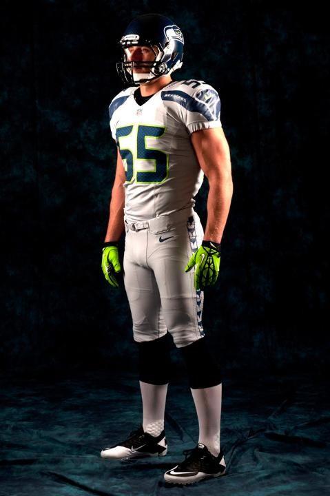aa47f6391 New Seattle Seahawks uniforms -- white jerseys