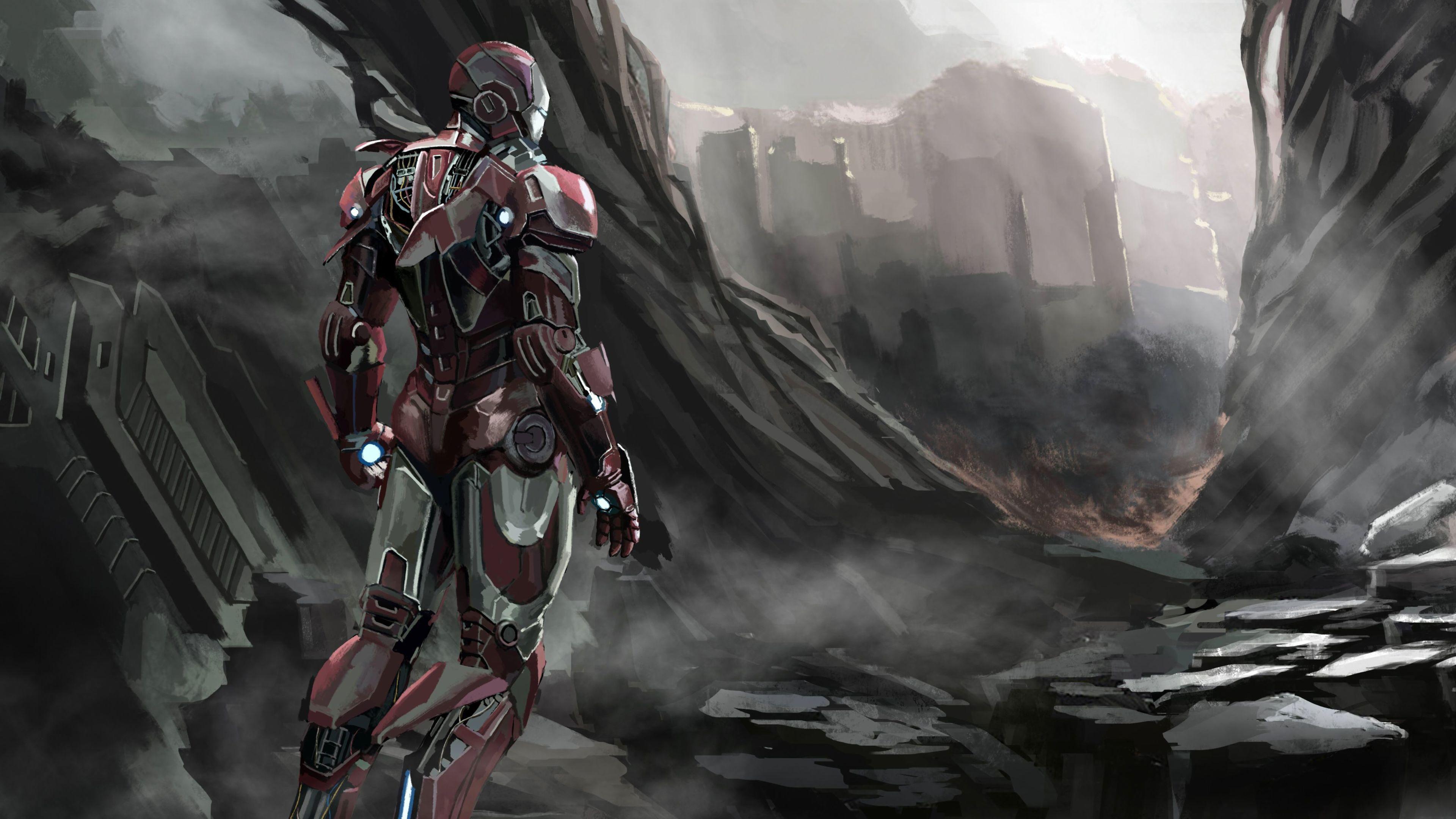iron man art 2019