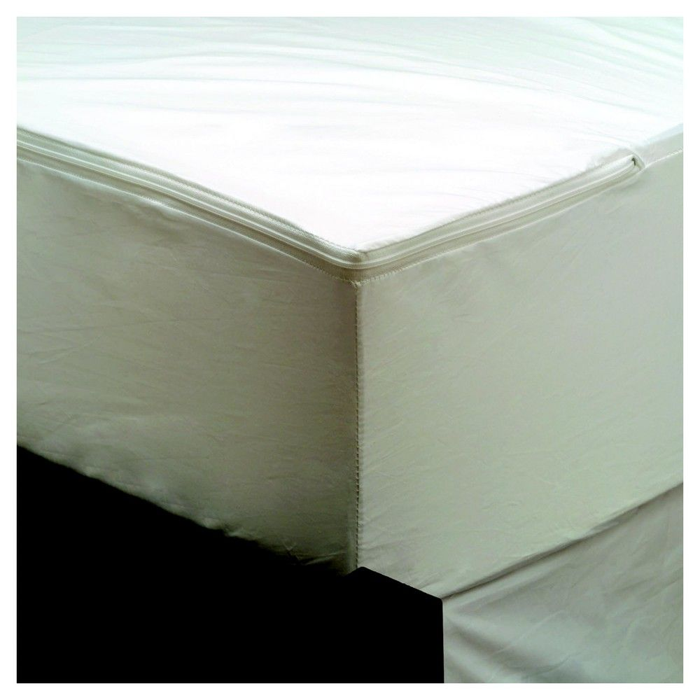 Twin Maximum Bed Bug And Allergy Mattress Protector White Allerease Mattress Mattress Covers Waterproof Mattress Cover