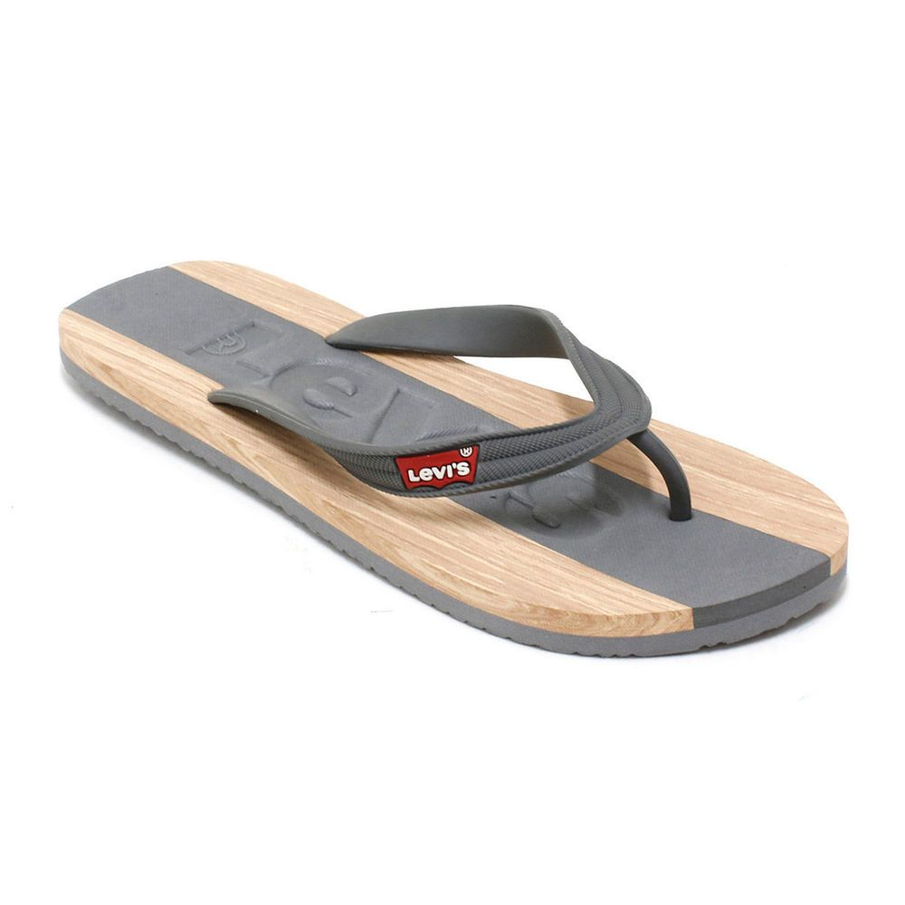 366b41609 Levis mens flip flops Jayden Slip On EVA Sole size 7 NEW 19.99 free us  shipping