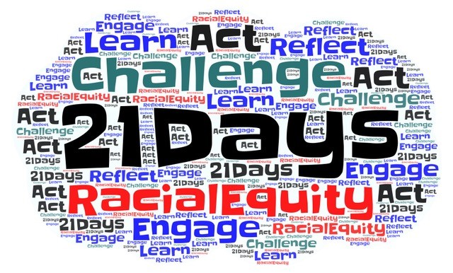21 Day Racial Equity Habit Building Challenge C Debby Irving Equity Challenges Racial