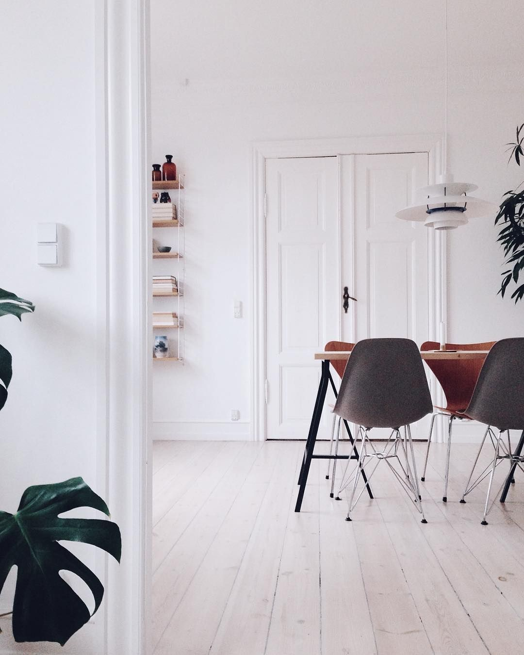 The home of Pernille Baastrup