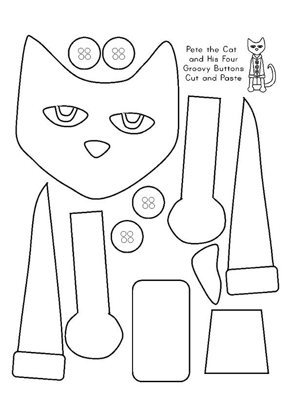 Printable Pete The Cat Coloring Pages For Kids Christmas Coloring Sheets Christmas Coloring Pages Cat Coloring Page