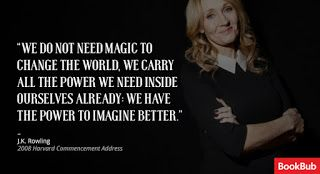 """Lia B. Creations: """"We do not need magicto change the world,we carr..."""