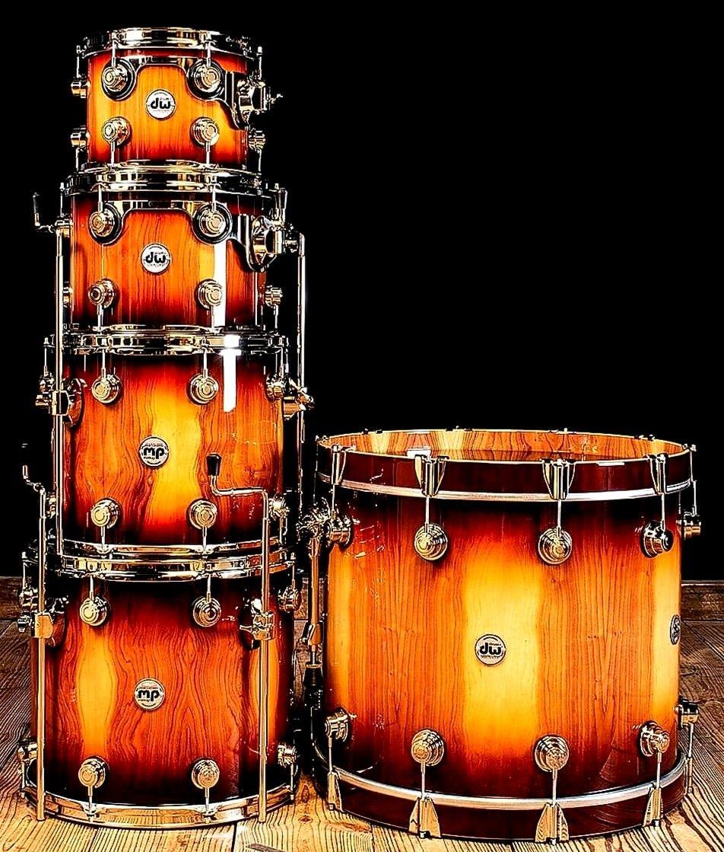 Pin By Edwin Mendez On Dw Drums Dw Drums Drum Kits