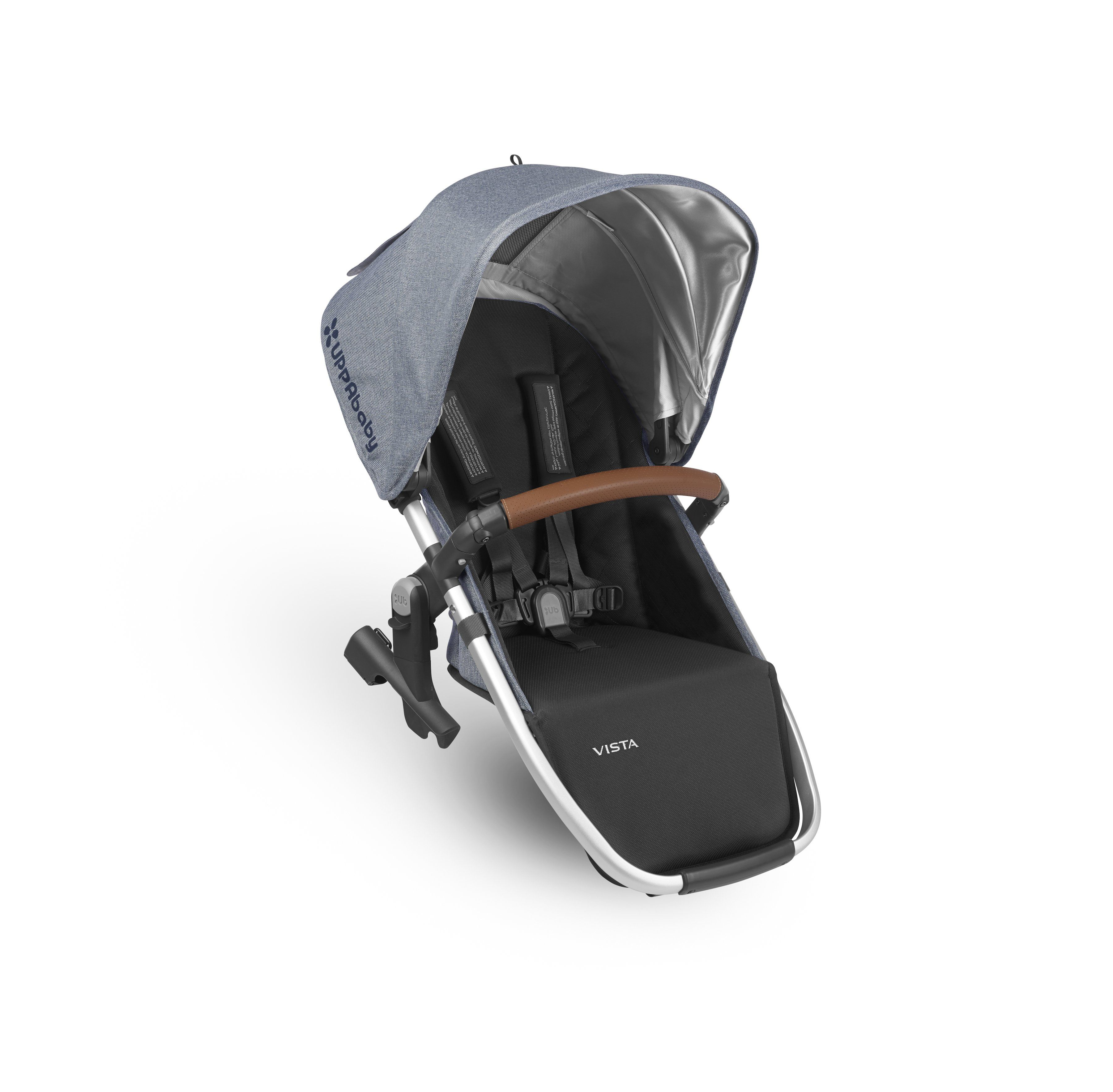 2019 UPPAbaby Vista Rumbleseat Vista stroller, Uppababy