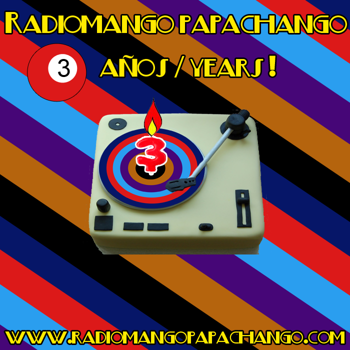 RadioMango PapaChango #indie #radio #music #station 3 years!!