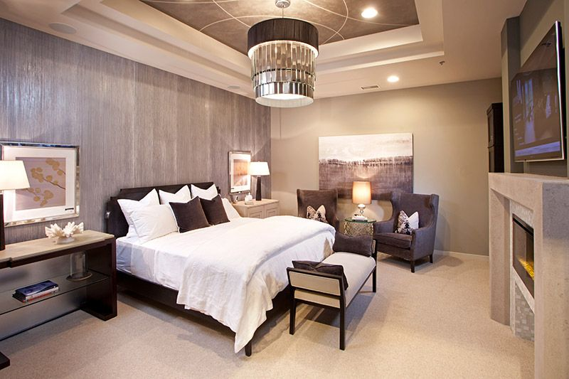 Studio M Interiors - Relaxing bedroom