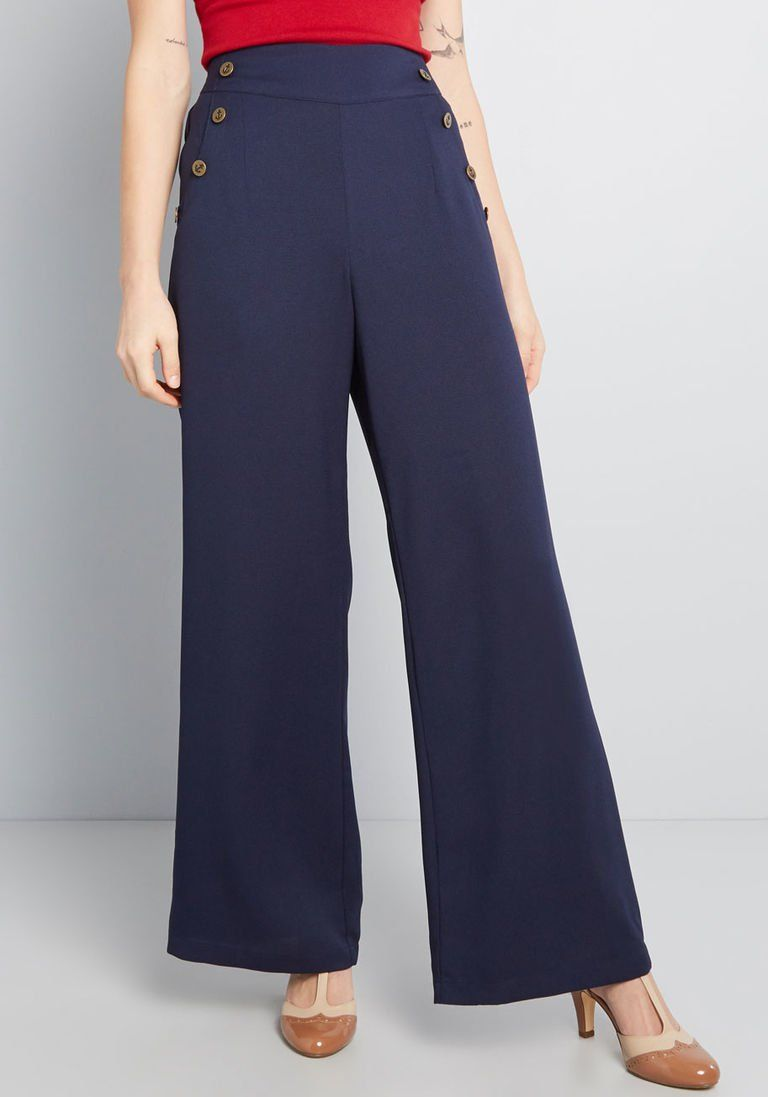 4efb92306 The Cambridge Pant in XL - Wide Pant in 2019 | Products | Pants ...
