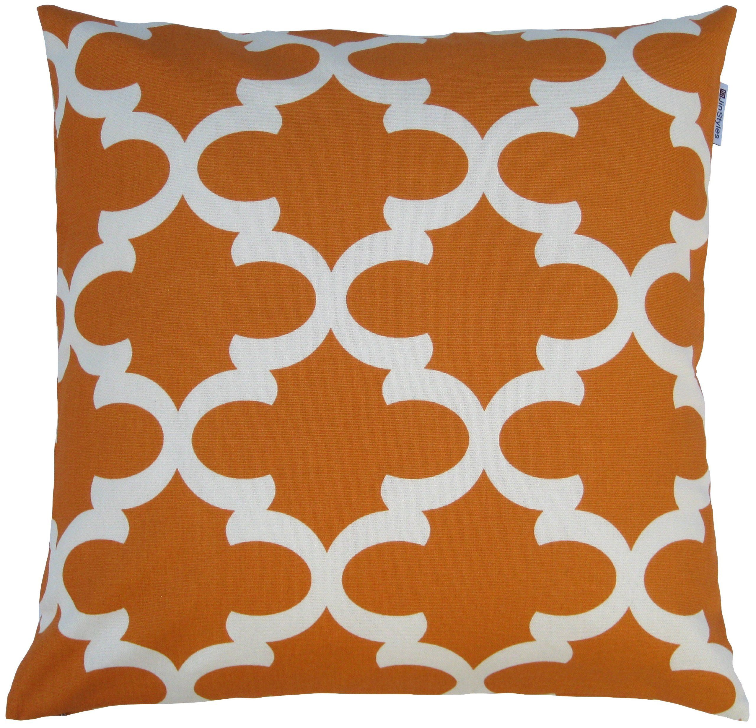 pin orange cover coastal indoor pillows red burnt decorative cushion outdoor patio rust chair couch throw accent pillow