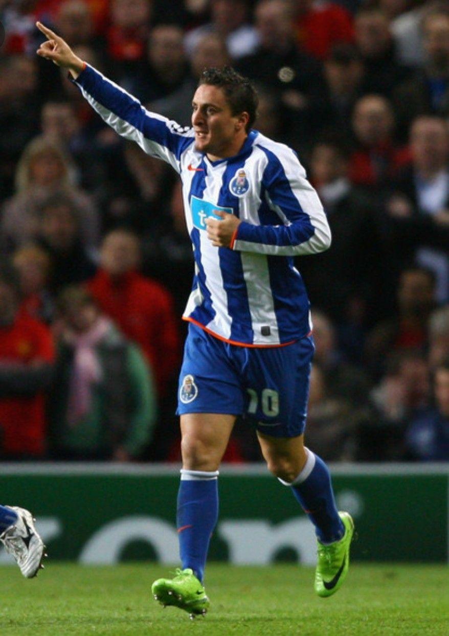 Cristian Rodriguez Porto Futebol