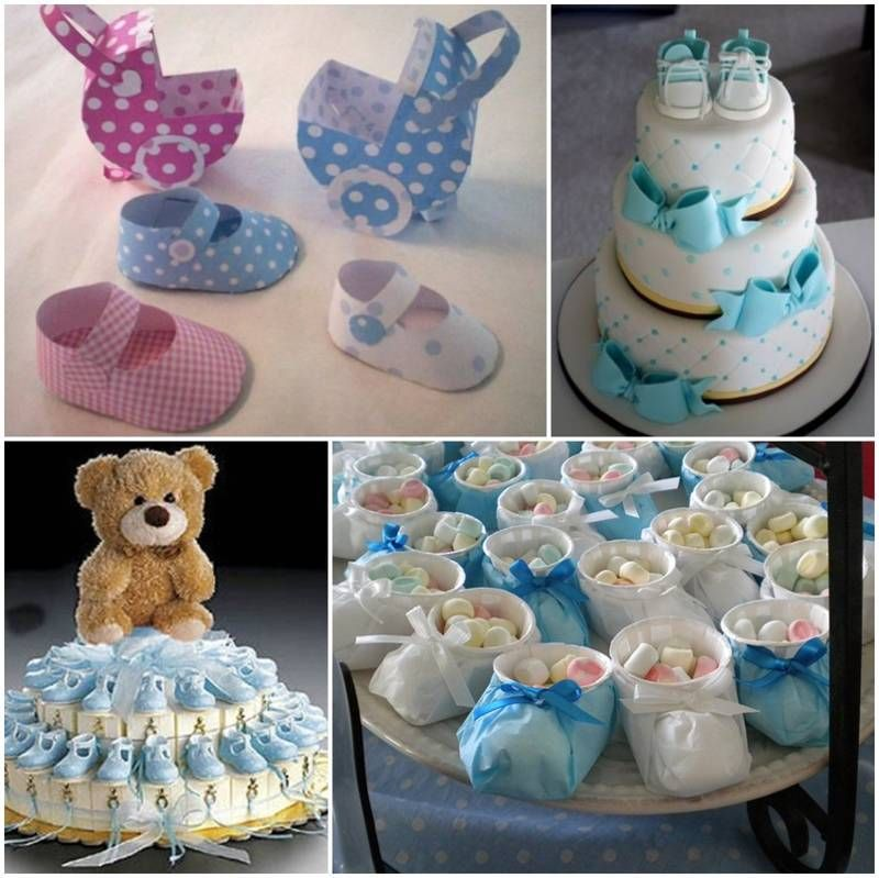 Beautiful Decoracion Para Baby Shower Con Zapatitos