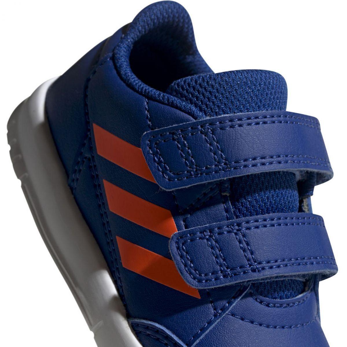 Buty Adidas Altasport Cf I Jr G27108 Niebieskie Sports Shoes Adidas Blue Shoes Kid Shoes